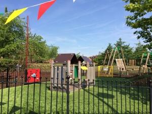 Elvetham Heath Main Play Park