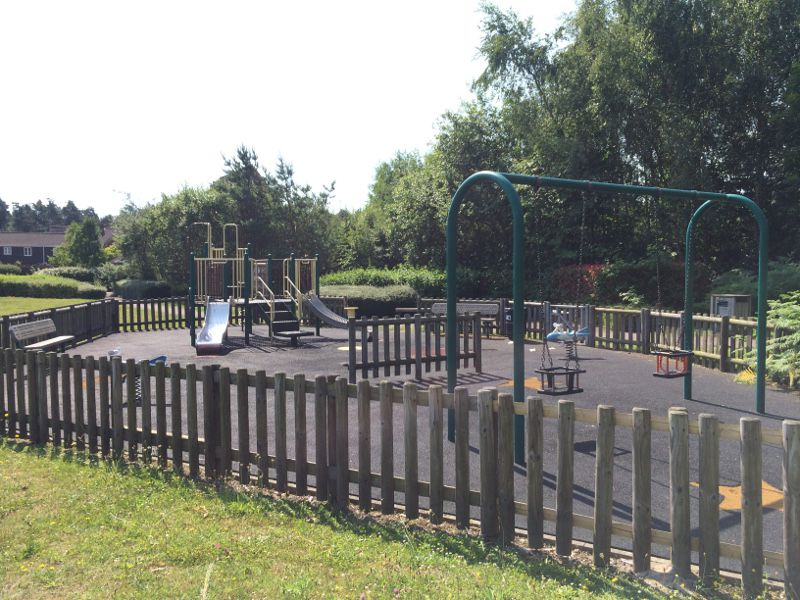 Elvetham Heath Play Park