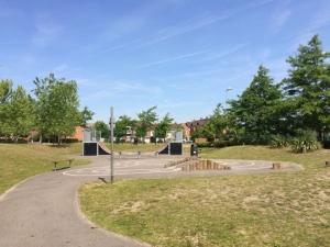 Elvetham Heath Skate Park