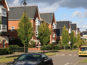 Elvetham Heath Town Houses