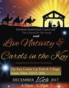Carols in the Key Elvetham Heath