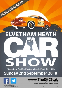Elvetham Heath Car Show